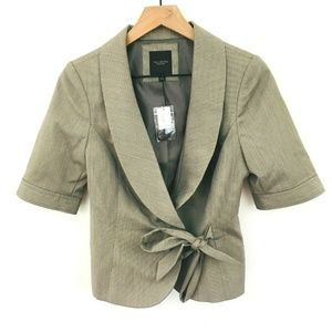 NWT! The Limited Short Sleeve Blazer Jacket